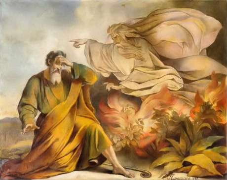 Moses & Jehovah