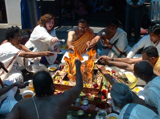 Rudra Yagna