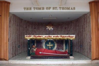 St Thomas Tomb Mylapore
