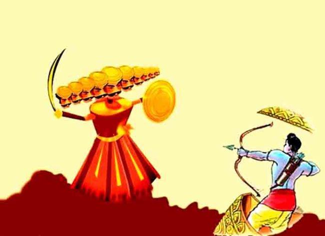 Ram & Ravana