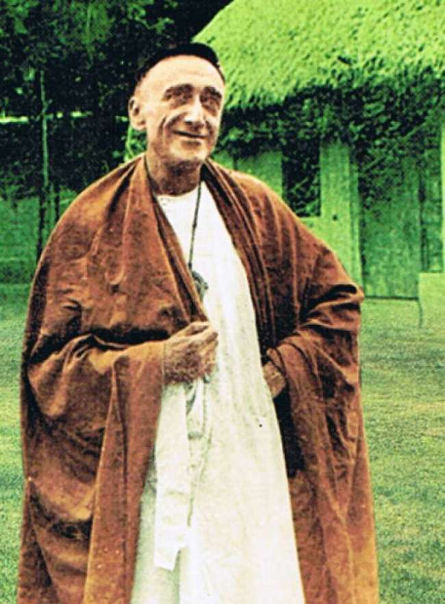 Fr Jules Monchanin (alias Swami Paramarubyananda)