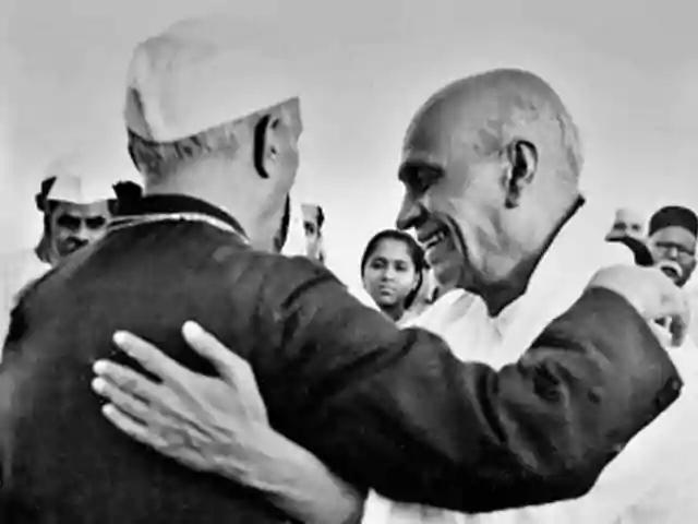 Patel & Nehru
