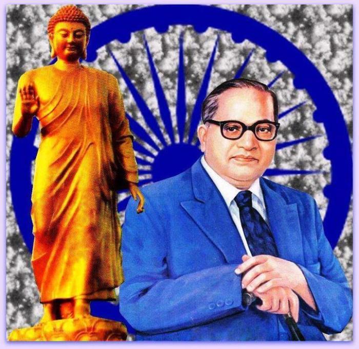Gautama Buddha & B.R. Ambedkar