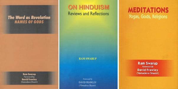 Ram Swarup's Books