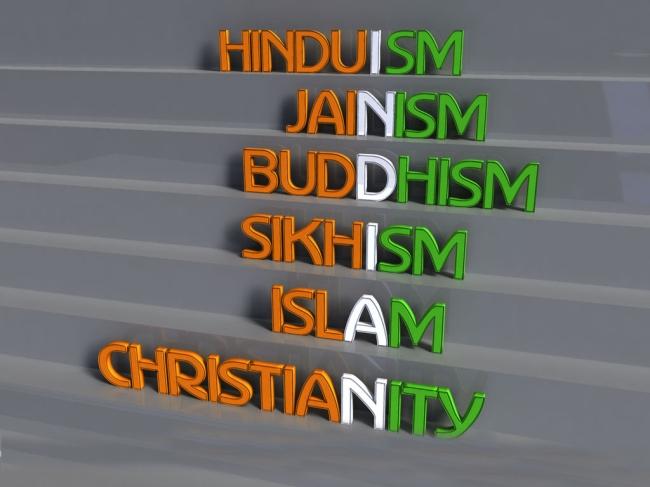 India's religious pluralism.